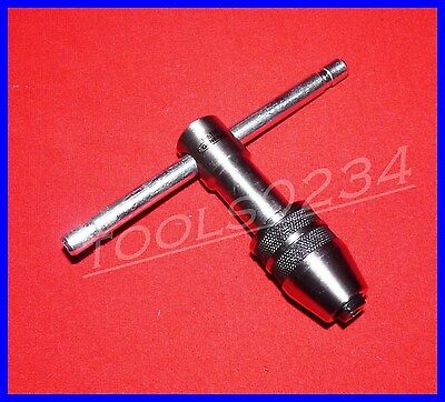 General 166 Tap Wrench T- Handle f/ Tap Reamer Extractor #12 - 1/2 High Quality