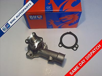 WATER PUMP for FORD ESCORT MK 2 1.1 1.3 1.6 1974 - 1980 QH (Quinton Hazell)