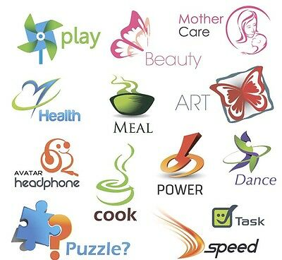 Professional Custom Logo Design Graphics For Business + Unlimited Revision