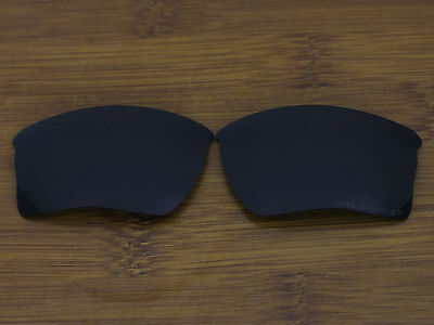 Replacement Black Polarized Lenses for Quarter Jacket Sunglasses OO9200