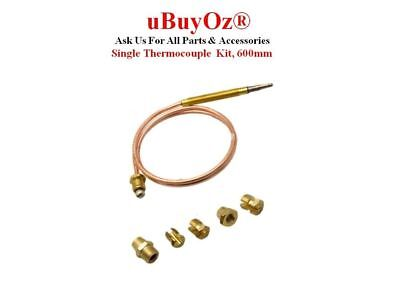 CC40600Z Universal Thermocouple Kit 600mm