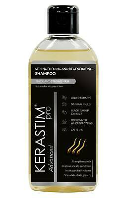 KERASTIM PRO HAIR LOSS SHAMPOO TREATMENT,REGROWTH GROWTH FOR WOMEN MEN 200 ml