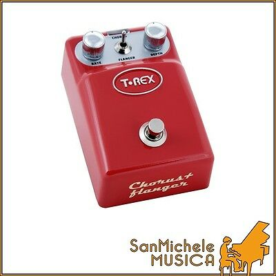 Pedale Effetto T-REX TONEBUG - CHORUS/FLANGER