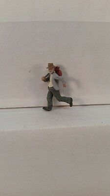 Arttista S Scale Figure 763 - Hobo Running - People Model Trains - New