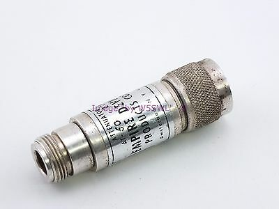 Empire Devices 2 dB Attenuator with N Connectors  (bin1) -  Sold by W5SWL