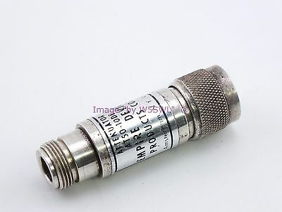 Empire Devices 10dB Attenuator with N Connectors  -  Sold by W5SWL