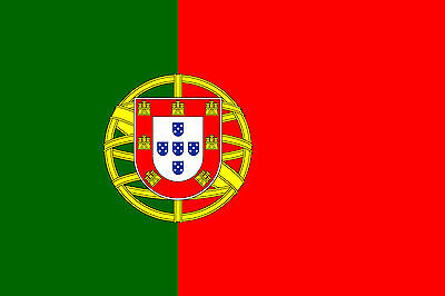 Portugal  Flag 5x3ft
