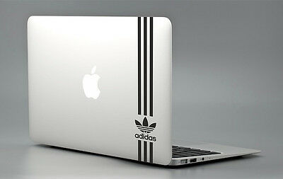Adidas - Macbook Sticker Decal Laptop Pro Air Gift Sport Fan Work Out