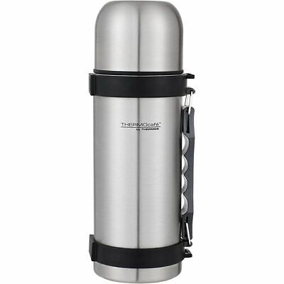 100% Genuine! THERMOS Dura-Vac Stainless Steel 1.0L Vacuum Insulated Drink Flask