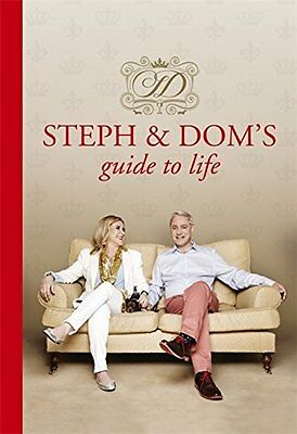 Steph and Dom's Guide to Life  Steph Parker (Hardback, 2015) Great Gift!