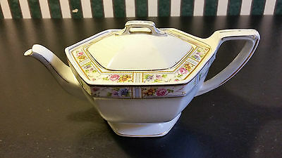 W.h Grimoley Tea Pot The Excelsior Pattern