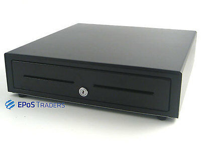 New Black Cash drawer base ideal for most Epos systems