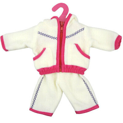 Fuchsia Hooded Jacket Coat Pants Clothes for 18'' American Girl Journey Doll
