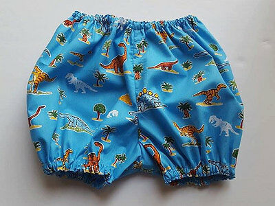 Jurassic Baby Bloomers