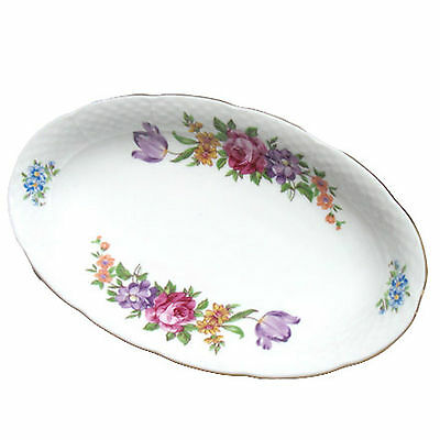 Thun Porcelain by lots oval Pickle Relish Dish party favor accessory