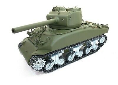 Mato Sherman 1:16 M4A1 tank -- Full remote controlled RC tank UK