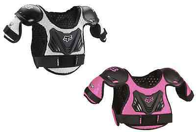 2018 Fox Racing Pee Wee Titan Kids Youth Boys Girl Chest Roost Guard Protector