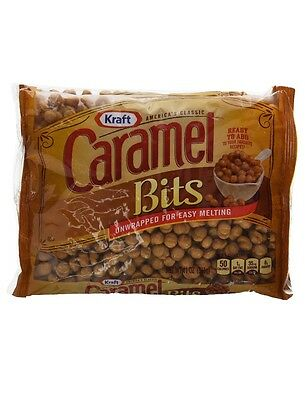Kraft Premium Caramel Bits Unwrapped 11 oz