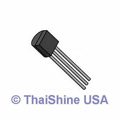 2 x VN10KM N-Channel Mosfet Transistor - USA Seller - Free Shipping