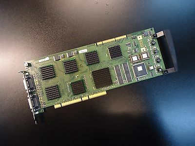 Barco Agx 3281-03 Video Card Part For Barco Transformer A Omnibus A12