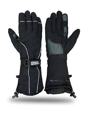 New Winter Snowmobile Driving Gloves Windproof Waterproof Warm Snow Riding