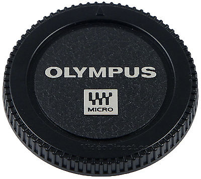 New Olympus BC-2 Body Cap For OM-D and PEN Micro Four Thirds Cameras - US SELLER