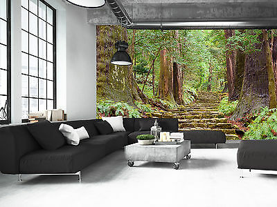 Photo Wallpaper Nachi Japan GIANT WALL DECOR PAPER POSTER FOR BEDROOM