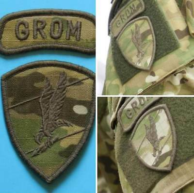 Poland GROM pocket original patch