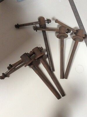Wilton Vise Main Screw And Handle