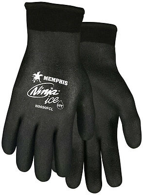 Memphis N9690FC Ninja Ice Fully Coated Insulated Cold Weather Gloves M-2XL