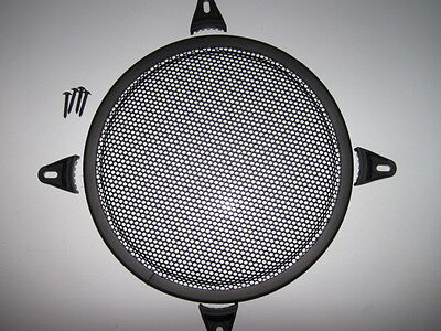Single 12 inch Speaker Grill. small round holes. UK MADE