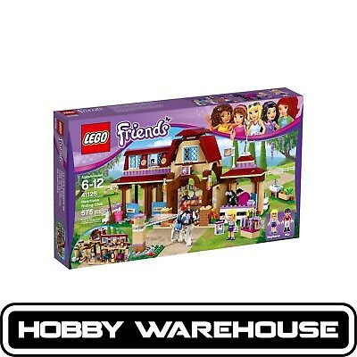 LEGO 41126 Friends Heartlake Riding Club (BRAND NEW SEALED)