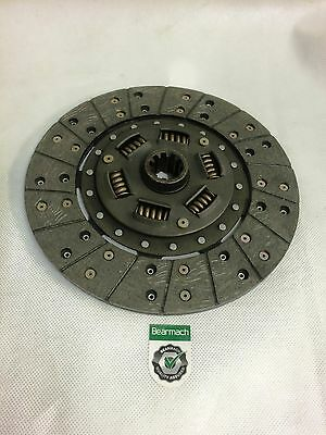 "Bearmach Land Rover Series 2, 2a & 3 9.5"" Clutch Plate 8510290A BR0959A"