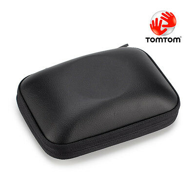 "6"" In-Car Sat Nav Navigation GPS Shock Resistant Case Bag For TomTom VIA 62"