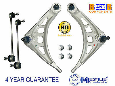 Bmw E46 M Sport Motorsport Control Arms Wishbone Pair Link Rods Meyle Hd A1100