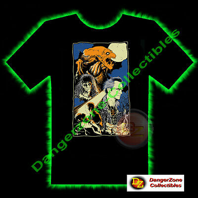 THE HITCHER HORROR T-Shirt by Fright Rags (Extra Large