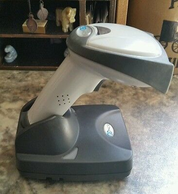 Honeywell NCR 3820 Wireless Bluetooth Barcode Scanner+charge/base