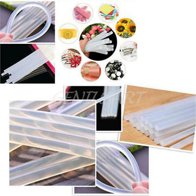 30Pc 7Mm Adhesive Hot Melt Glue Sticks For Trigger Electric Gun Hobby Craft