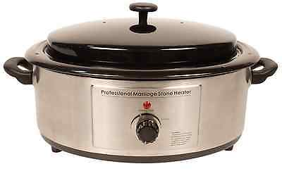 Professional Hot Stones Spa Massage Therapy 6qt. Warmer Rocks Heater Cooker Oven