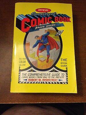 32nd Edition Overstreet Comic Book Price Guide
