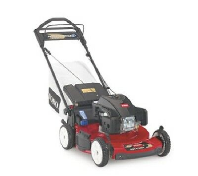 "Toro 22"" Recycler Self Propelled Push Mower Lawn Mower"