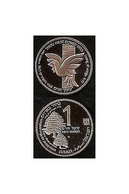 Israel - Commemorative Gold Coin - Holy Land Wildlife - Gold/900 3.46 gr. Proof