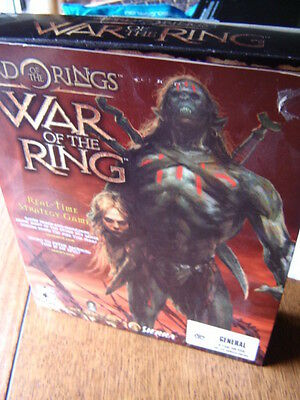 PC game The Lord of the Rings: War of the Ring