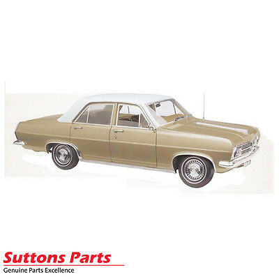 New Authentic Holden Hr Premier Gold With White Roof 1: 18 Model Part 43-18605