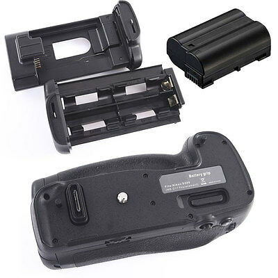 Multi Power Battery Grip for Nikon D500  + EN-EL15 Battery  MB-D17 Camera