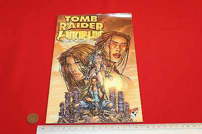 Top Cow Comics Tomb Raider Witchblade 1997 Comic