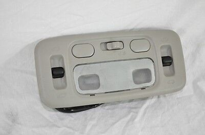 INTERIOR MAP LIGHT & Dual Sunroof Control Buttons Nissan Stagea WGNC34