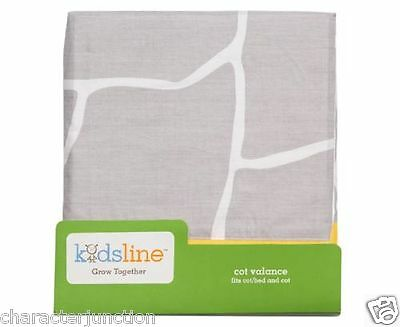 Kidsline Jungle Buddies Cot Valance