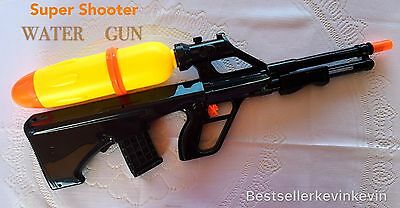 New Super shooter massive WATER GUN blaster high power pump action 65cm