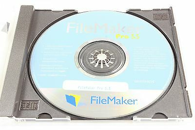 FileMaker 5.5 Win/Mac Update / Upgrade deutsch